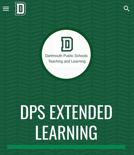 DPS Extended Learning Plan