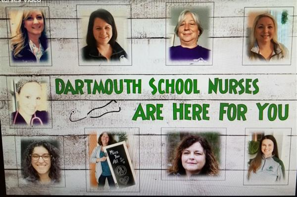 DPS Nurses - We are here for you!